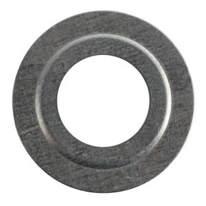 "Thomas & Betts WA-131 Reducing Washer, 1"" x 1/2"", Steel"
