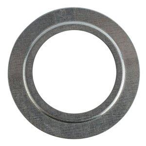"""Thomas & Betts WA-142 Reducing Washer, 1-1/4"""" x 3/4"""", Steel"""