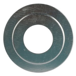 "Thomas & Betts WA-152 Reducing Washer, 1-1/2"" x 3/4"", Steel"
