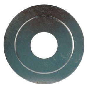 """Thomas & Betts WA-162 Reducing Washer, 2"""" x 3/4"""", Steel"""