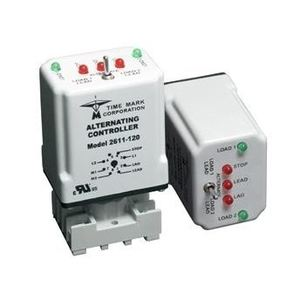 Time Mark 2611-120 Alternating Relays, S.O.S.O, 120V AC/DC, Supply, 90-130V Range
