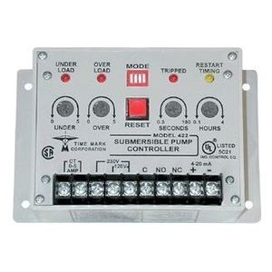 Time Mark 422 Pump Controller, 100-130/200-250VAC Input