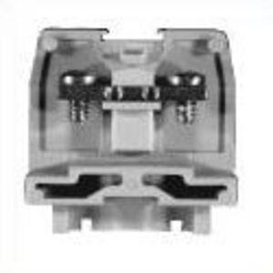 Tyco Electronics 1546143-1 Terminal Block, Feed Through, Flat Base, 35A, 600V AC/DC, Gray