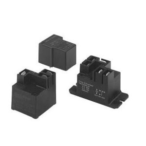 Tyco Electronics 6-1419102-6 Power Relay, 12VDC Coil, Flanged Mount, QC, 30A, 1NO Contact