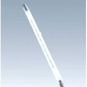 USHIO 1001289 Halogen Linear Lamp, Double-Ended, T3, 375W, 120V