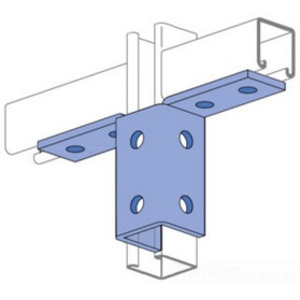 Unistrut P2347-HG UNS P2347-HG WING SHAPE FITTING