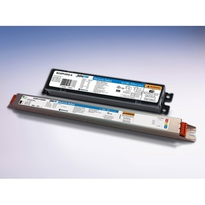 Universal Lighting Technologies B228PU95S50D001C Electronic Step-Dimming Ballast, Fluorescent, 2-Lamp, 28W, 120-277V