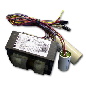 Universal Lighting Technologies M250ML5AC4M500K Magnetic Core & Coil Ballast, Metal Halide, 250W, 120-277V