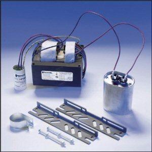 Universal Lighting Technologies M400ML5AC4M500K Magnetic Core & Coil Ballast, Metal Halide, 400W, 120-277/480V