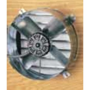 Ventamatic VX2500 Power Attic Ventilator, Gable Mount, 1650CFM
