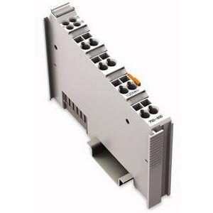 Wago 51160154 End Module, Completes Fieldbus Node, BusCouplers, I/O Modules