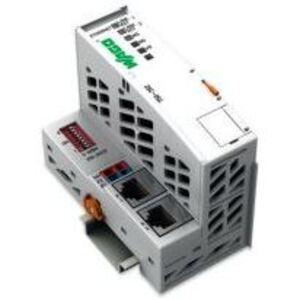 Wago 750-352 Fieldbus Coupler, Ethernet TCP/IP, 10/100 Mbit, Digital/Analog