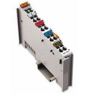 Wago 750-624 Filter Module, Field Supply, 24VDC, 10A, 12mm Width