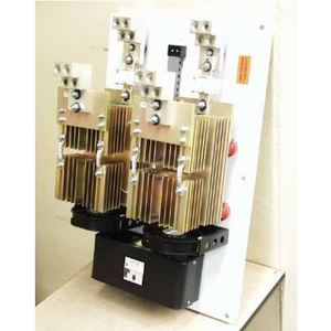 Watlow Q32-481-400-BV2 Power Controller, Temperature, 3PH 2Leg, 480VAC, 400A, Burst Fired