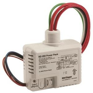 Wattstopper BZ-250 Lighting and Plug Load Flex Control Power Pack