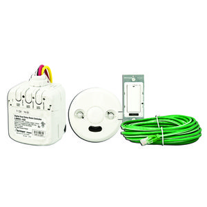 Wattstopper LMKT-102-W Digital Room Control Kit, Dual Relay