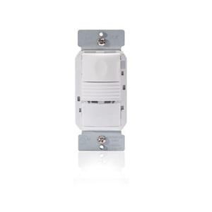 Wattstopper PW-100-24-W Pir Wall Switch Occupancy Sensor, 24v, White