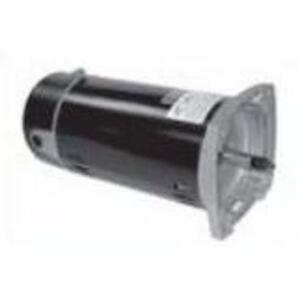 Weg PCQ115 Motor, Pool/Spa, 1-1/2HP, 3600RPM, 115/230VAC, L48Y Frame