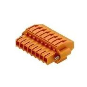 Weidmuller 0164000000 PCB Plug-In Connector, Female, 9-Pole, 3.5mm