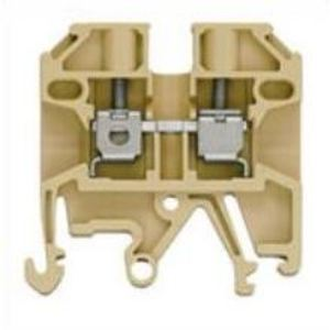 Weidmuller 0218660000 Terminal Block, Feed Through, 2.5mm, 20A, 600V AC/DC, SAK-Series