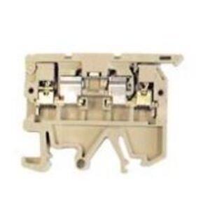 Weidmuller 0222760001 TERMINAL BLOCK ASK1