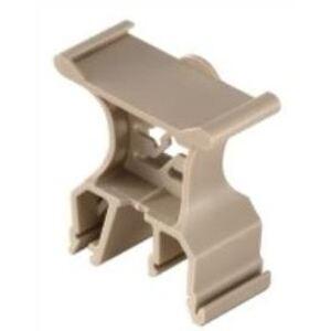 Weidmuller 1631930000 Terminal Block, Marker, 44.5mm x 9.5mm, Beige, Fits Allen Bradley