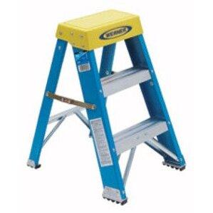 Werner Ladder 6002 Fiberglass Step Stool
