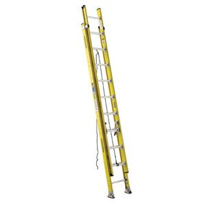 Werner Ladder 7112-1 Fiberglass Single Ladders