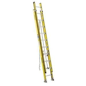 Werner Ladder 7120-2 20' Round Rung Extension Ladder, Type IAA