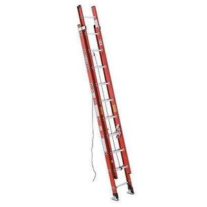 Werner Ladder D6324-2 24' Extension Ladder, 300 lbs