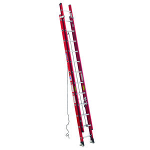 Werner Ladder D6328-2 28' Extension Ladder, 300 lbs