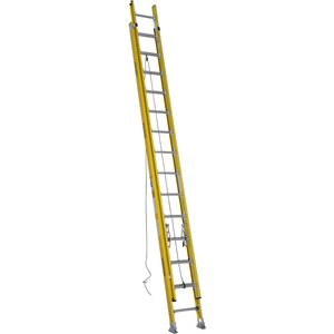 Werner Ladder D7128-2 WER D7128-2 28FT FBRGLS EXT LADDER
