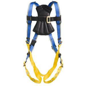 Werner Ladder H212004 Blue Armor 1000 Standard Harness, X-Large