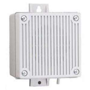 Wheelock UTA-WH-VPS Universal Telephone Alert, 109 dB @ 10', Gray