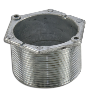 "Wiremold 1124-2 2"" Locking Nipple"