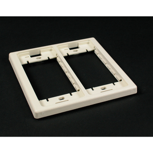 Wiremold 2450-FW Raceway End Plate, for P&S Activate & Wiremold Open System Modules