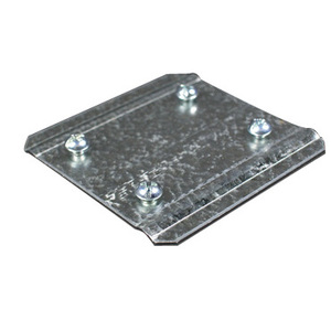 Wiremold AL3301 Base Coupling, Set Screw, AL3300 Series, Steel