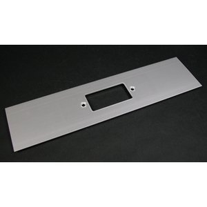 Wiremold ALA-G GFCI Cover Plate / ALA3800 Series Raceway, Aluminum