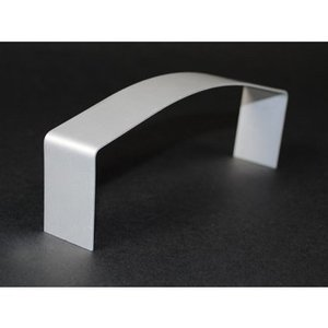 Wiremold ALDS4006 Seam Clip Fitting, ALDS4000 Series, Aluminum