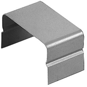 Wiremold BK2006 2000 Plugmold Cover Clip, Black