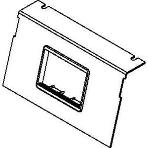 Wiremold C8850P-2ACT Ac8850 Plate With (2) 6a Bezels