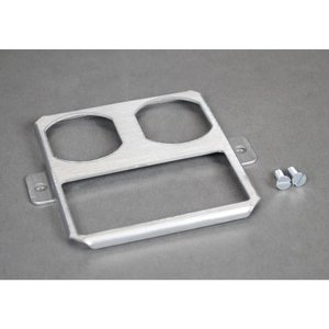 Wiremold M-DR/GFI Multiplex Duplex/gfi Plate
