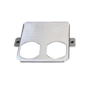 Wiremold M-DR Multiplex Duplex Plate