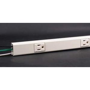 Wiremold NM20GB12 NM PLGMD W/SNPCL SGL CRCT NM2000 IV