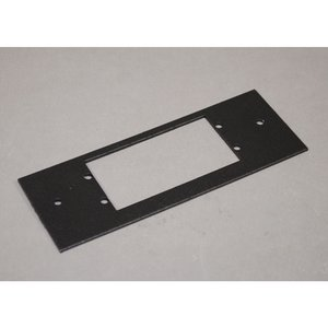 Wiremold OFR47-V OFR Series Raceway Extron AAP Device Plate, Steel