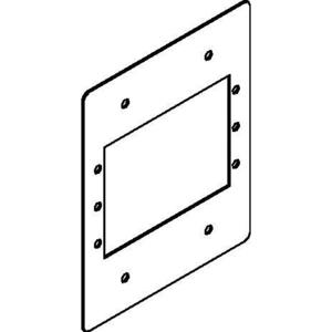Wiremold RFB119-AAP SINGLE GANG EXTRON AAP FACE PLATE