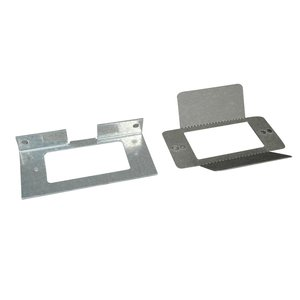 Wiremold RFB2GFI Internal GFI Decorator Bracket, Accepts Standard GFCI Receptacles