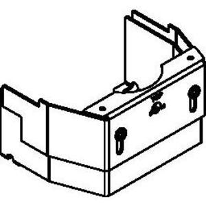Wiremold RFBCIKIT Barrier Kit, For Cast Iron Multi-Service Floor Box