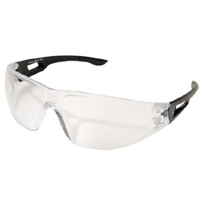 Wolf Peak AB111 Kirova Protective Eyewear, Full Frame, Clear Frame/Clear Lens