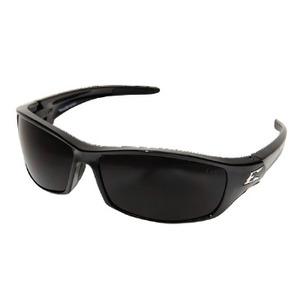 Wolf Peak SR116 Reclus Protective Eyewear, Full Frame, Gloss Black Frame/Smoke Lens
